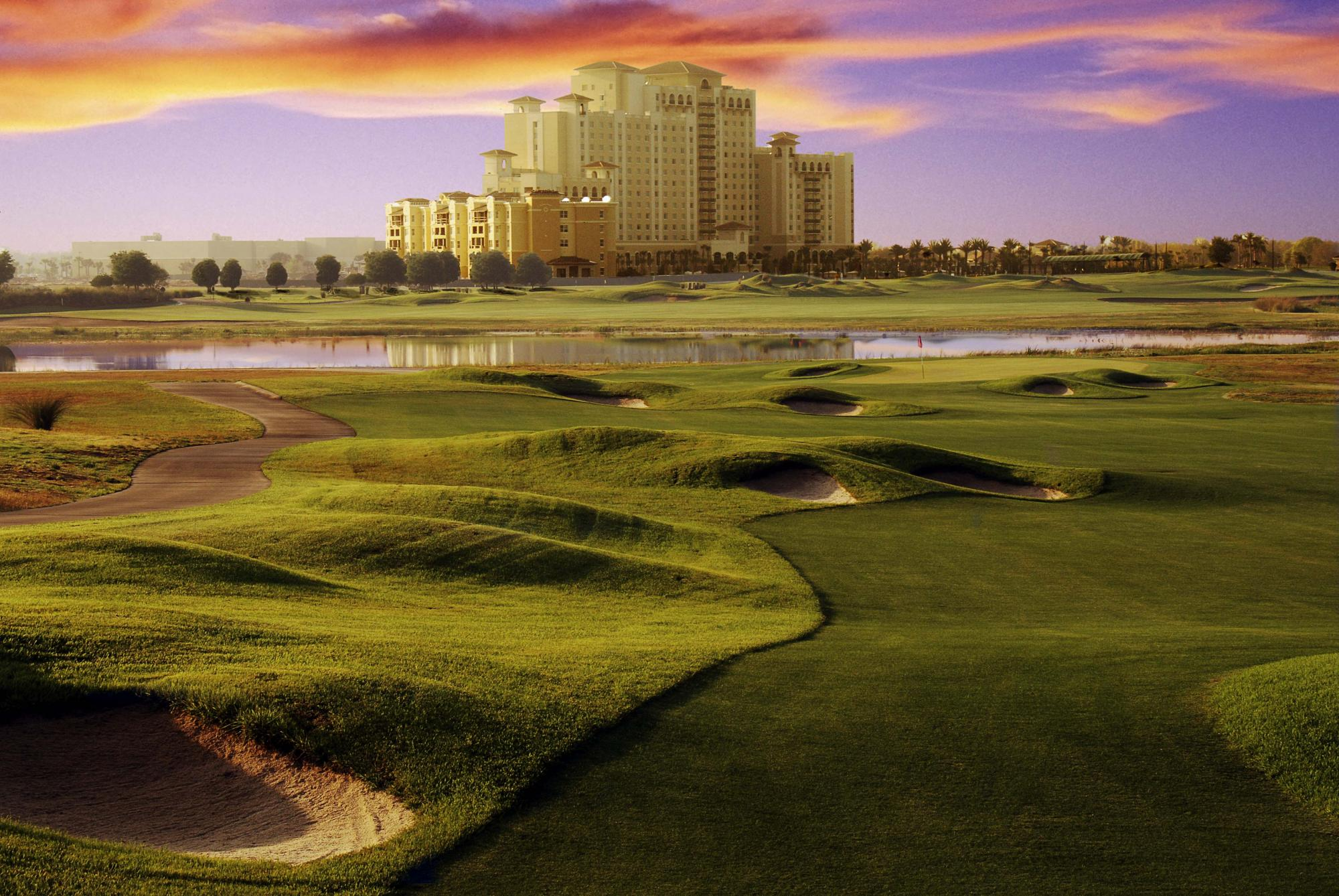 Omni Orlando Resort Golf has lots of the leading golf course within Florida