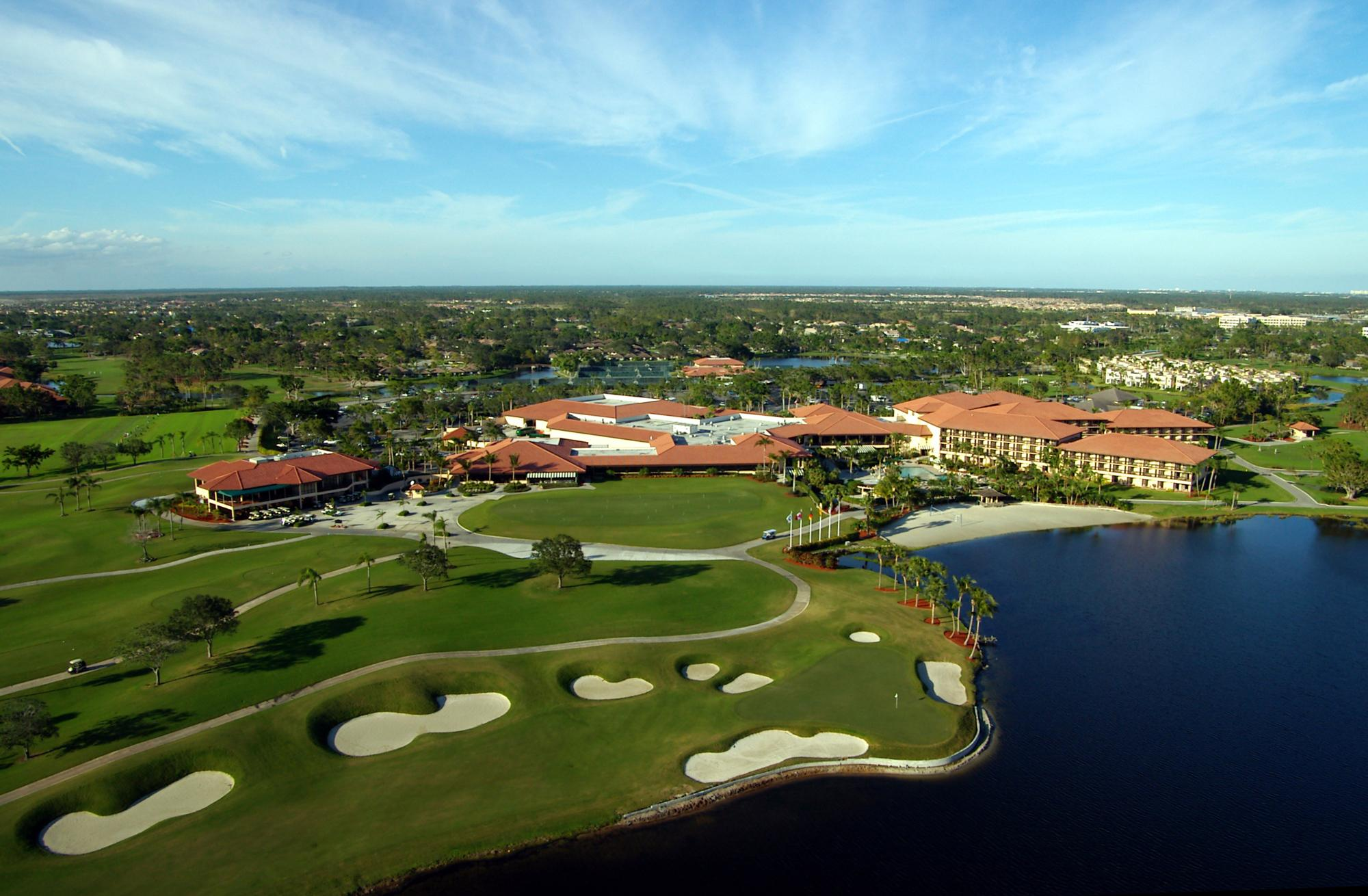 PGA National Resort Golf provides several of the premiere golf course near Florida