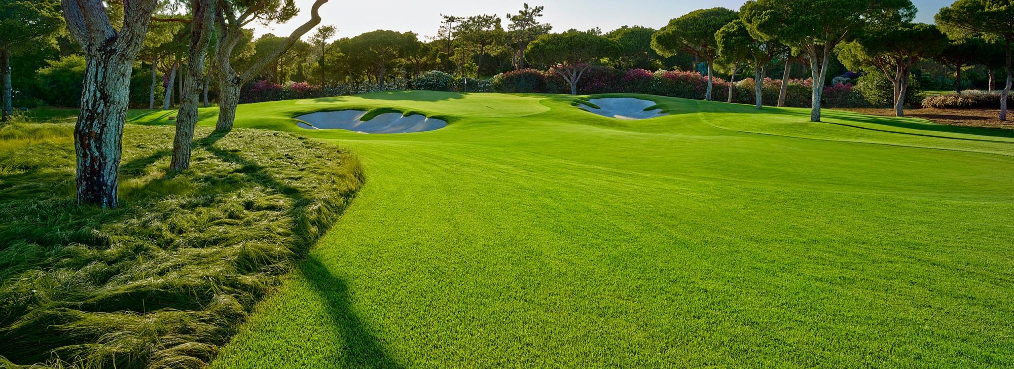 Quinta do Lago North offers several of the most excellent golf course within Algarve