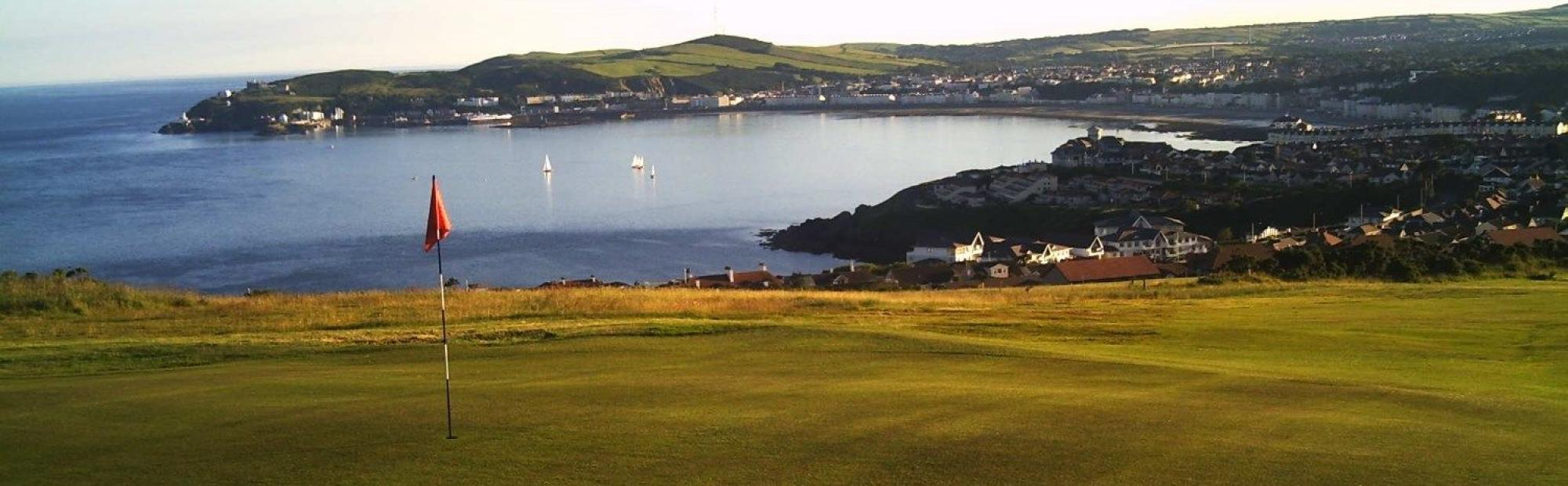 King Edward Bay Golf Club boasts several of the most popular golf course in Isle of Man