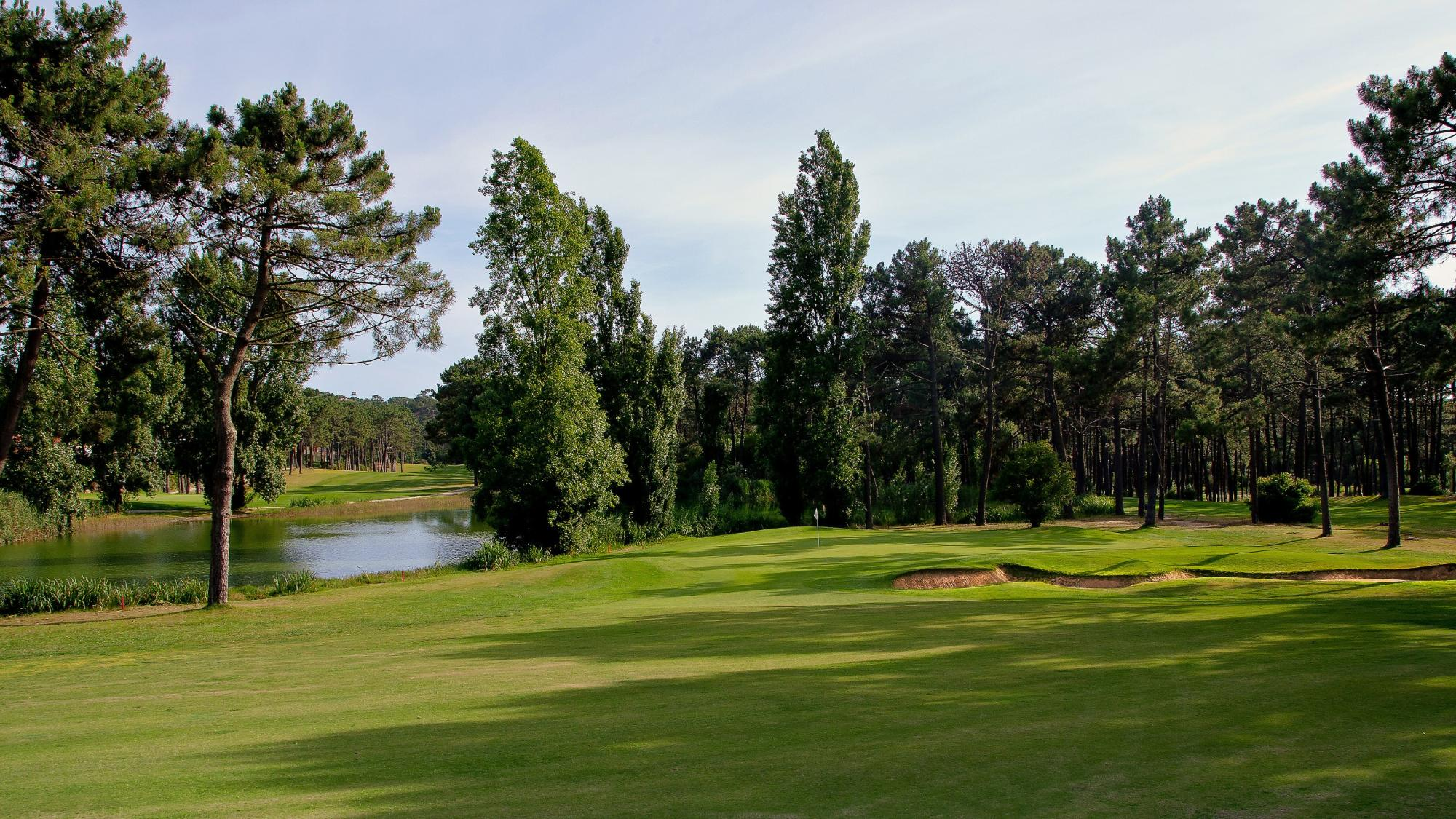 Aroeira 1 Golf Course is one of the finest golf courses in Lisbon