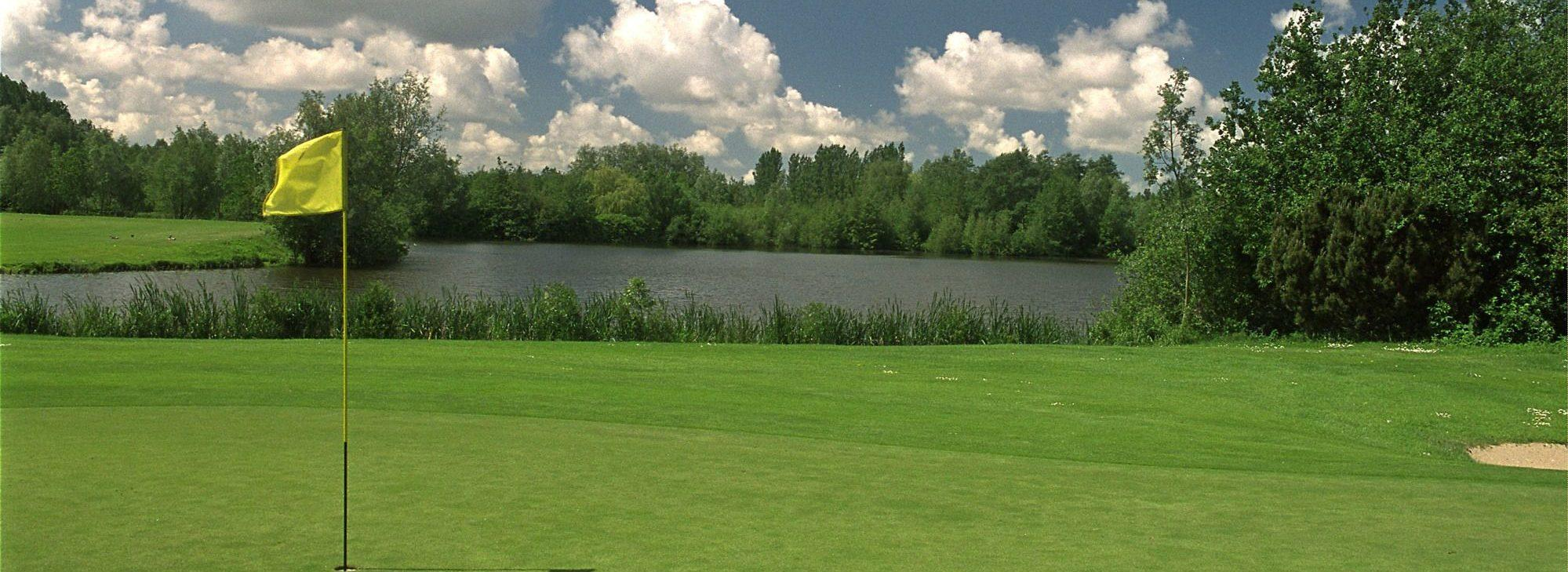 All The Damme Golf & Country Club's impressive golf course within sensational Bruges & Ypres.