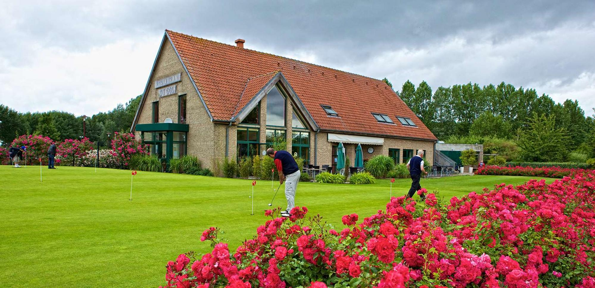 Dunkirk Golf Blue Green has got lots of the most popular golf course near Bruges  Ypres
