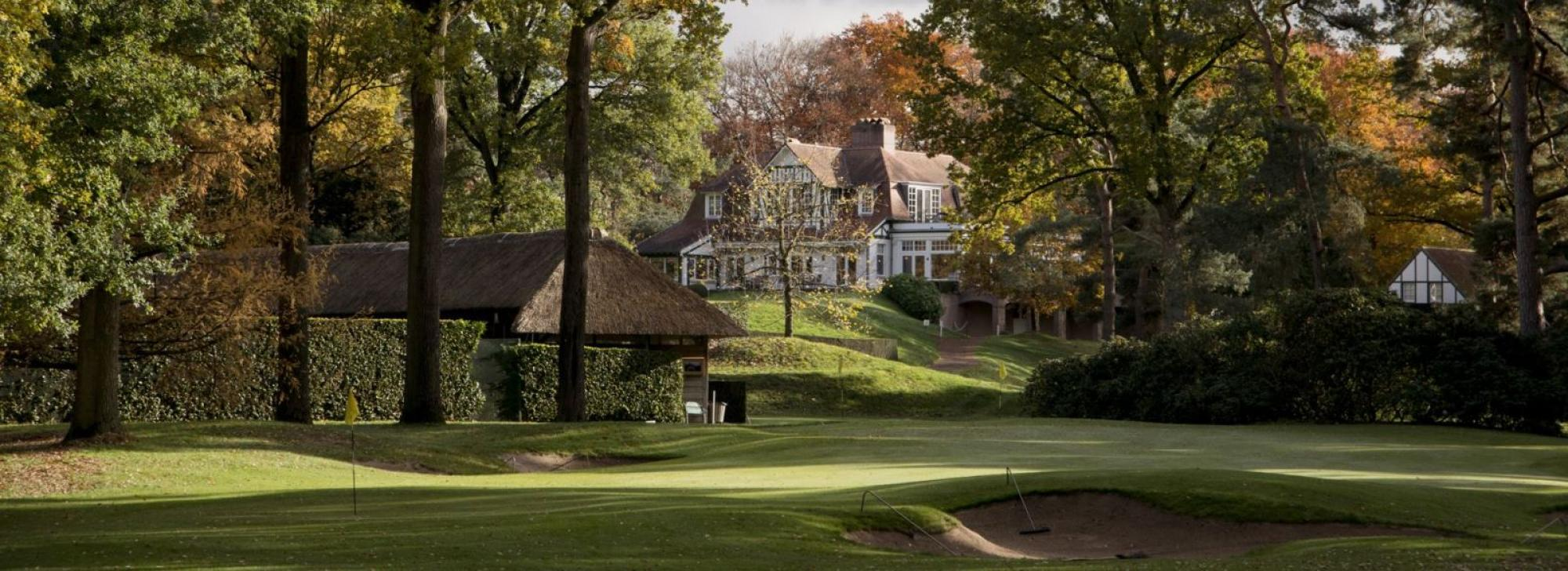 Royal Latem Golf Club carries some of the top golf course near Bruges & Ypres