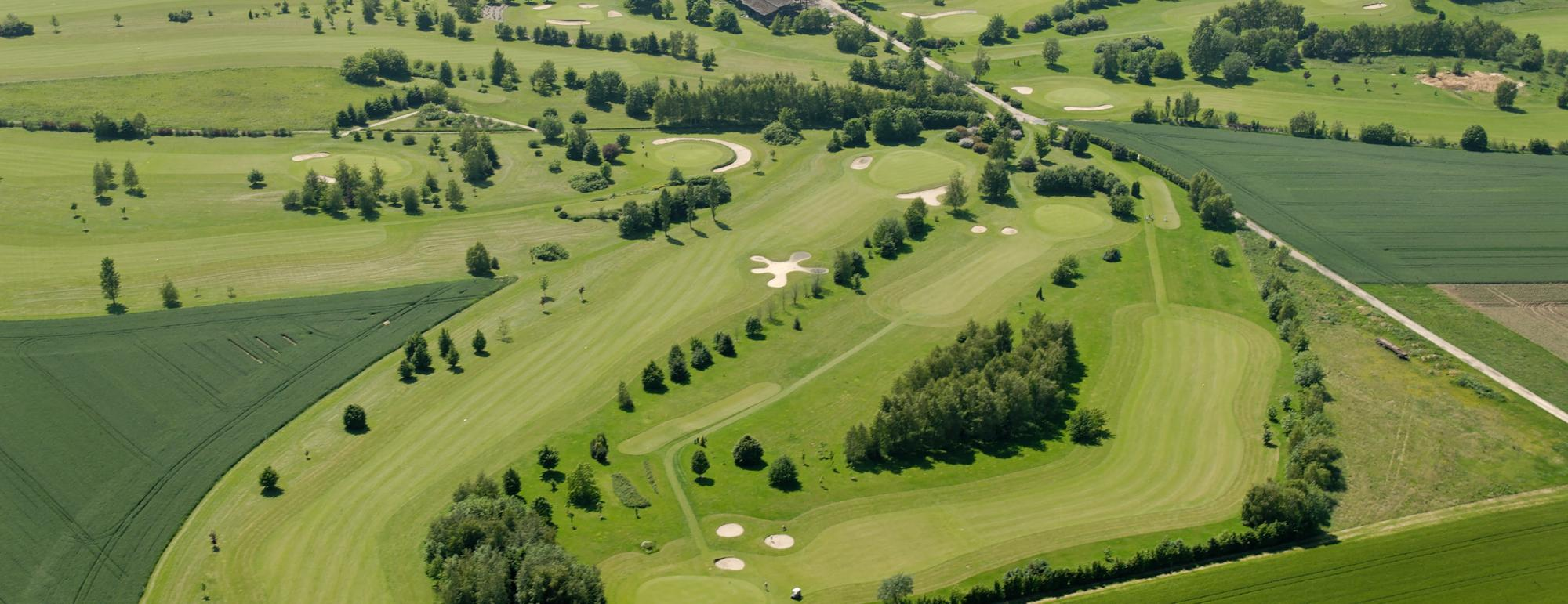 Golf La Bruyere carries several of the finest golf course around Brussels Waterloo & Mons