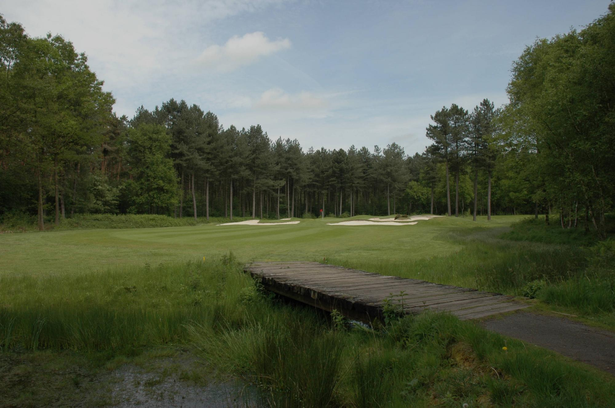 Royal Golf Club du Hainaut has several of the most popular golf course near Brussels Waterloo & Mons