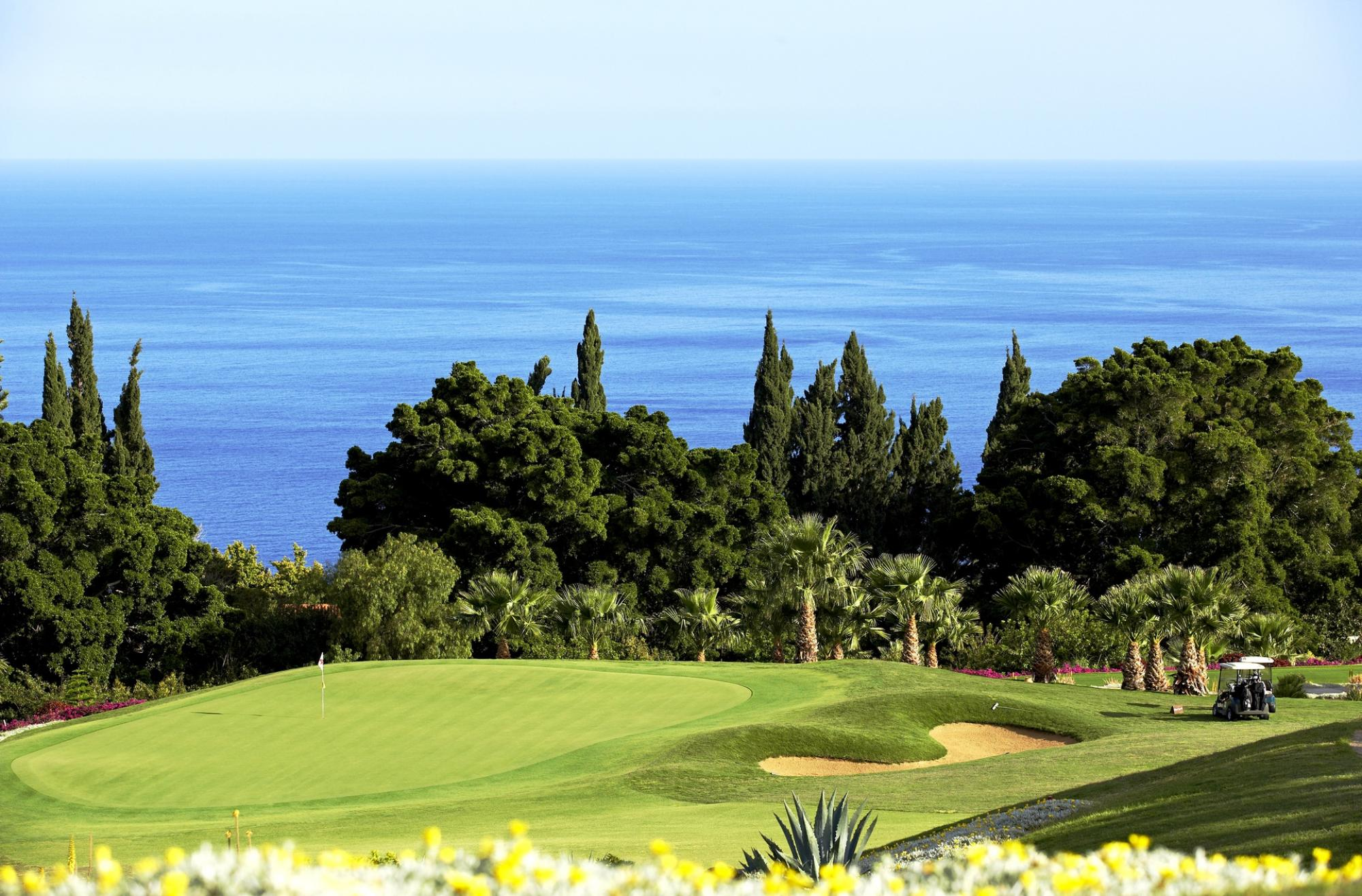 Tecina Golf Club consists of lots of the most excellent golf course near La Gomera