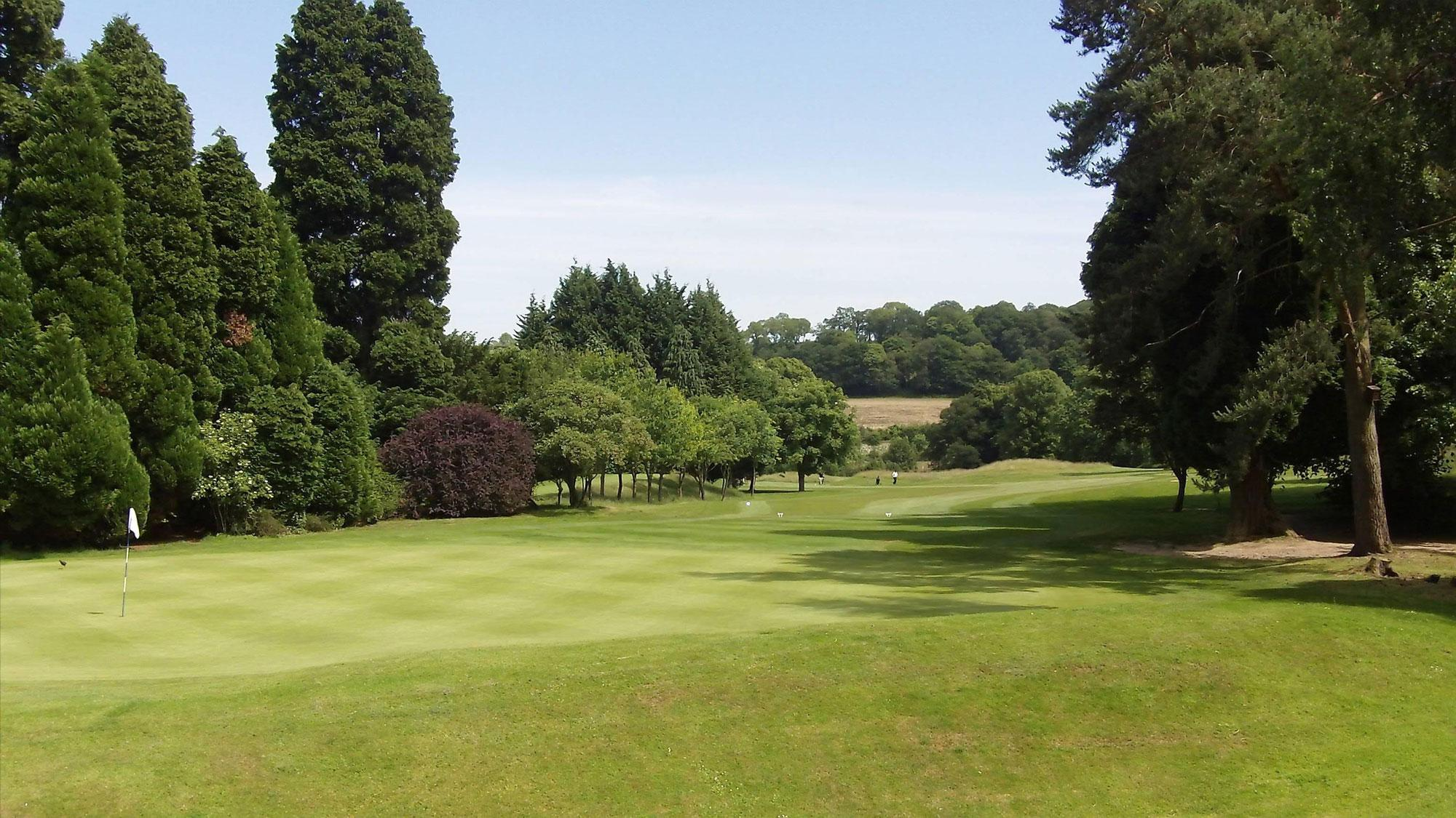 Donnington Valley Golf Course