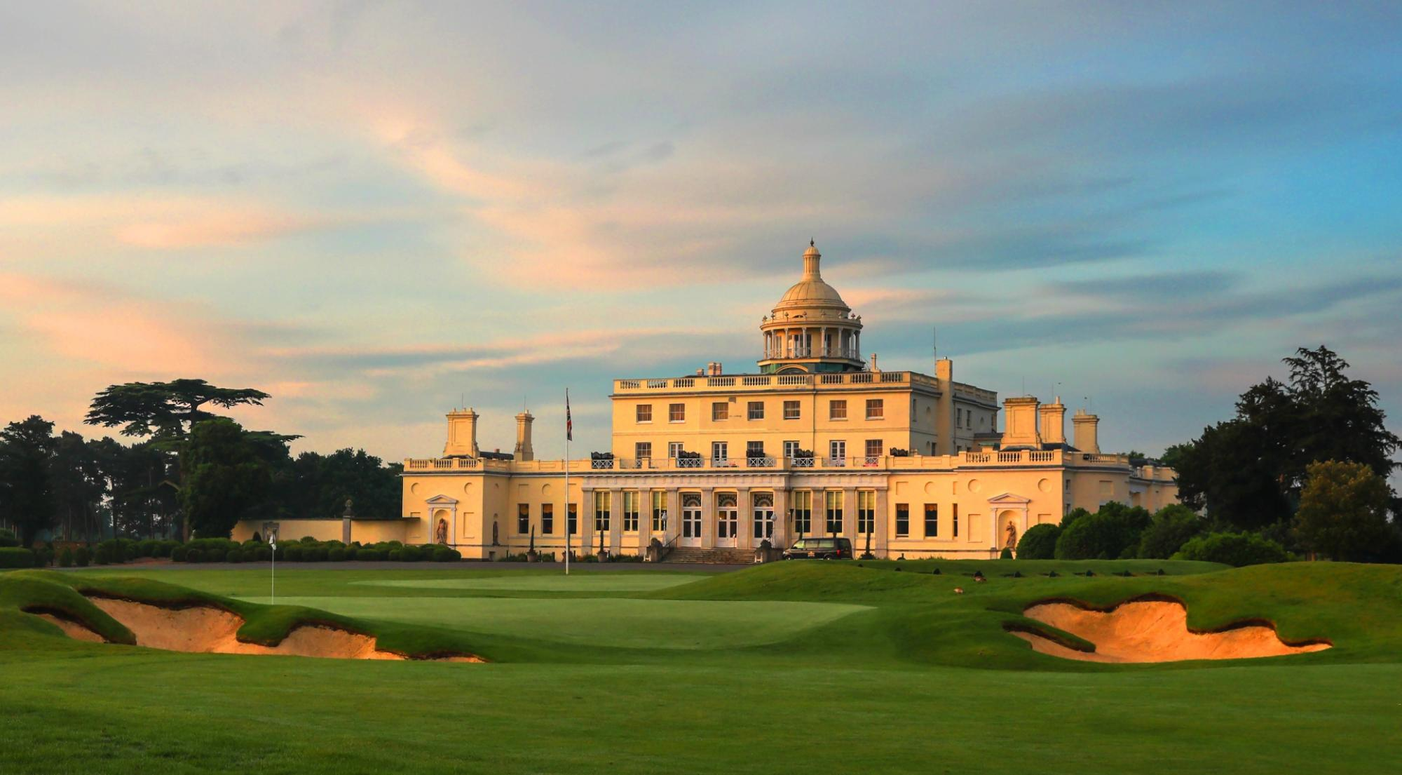Stoke Park Country Club offers among the most desirable golf course in Buckinghamshire
