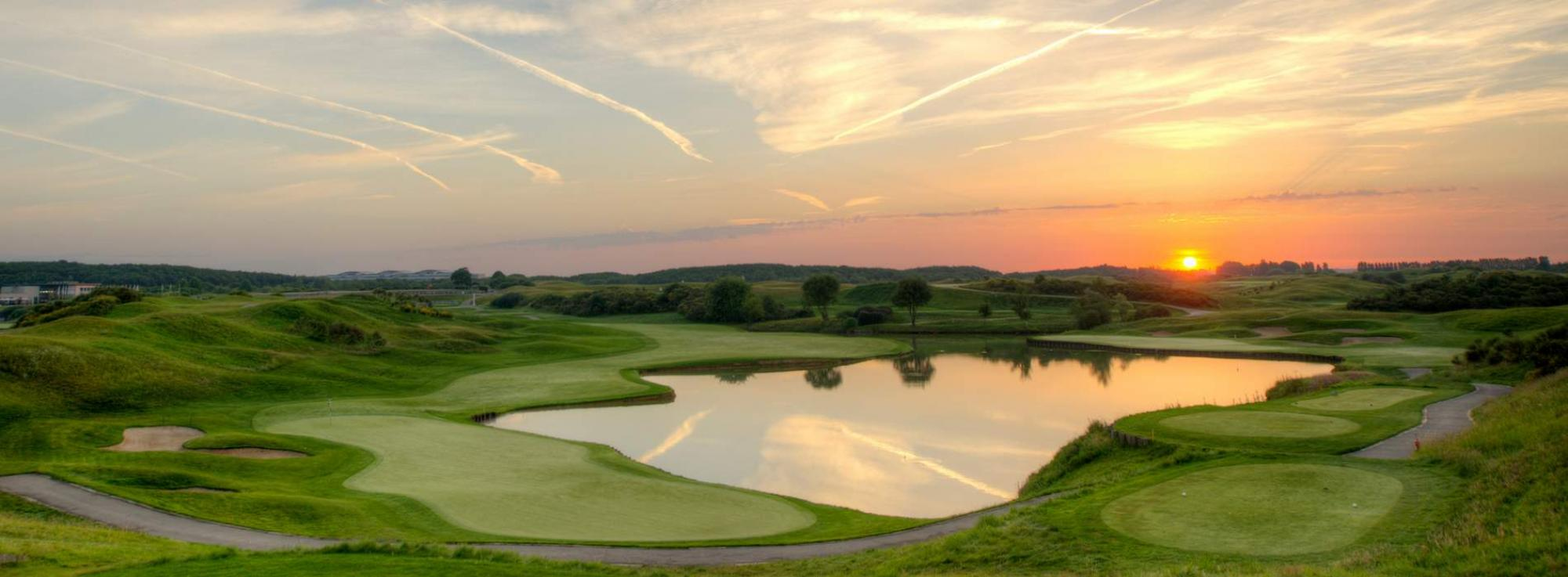Le Golf National carries some of the most desirable golf course within Paris