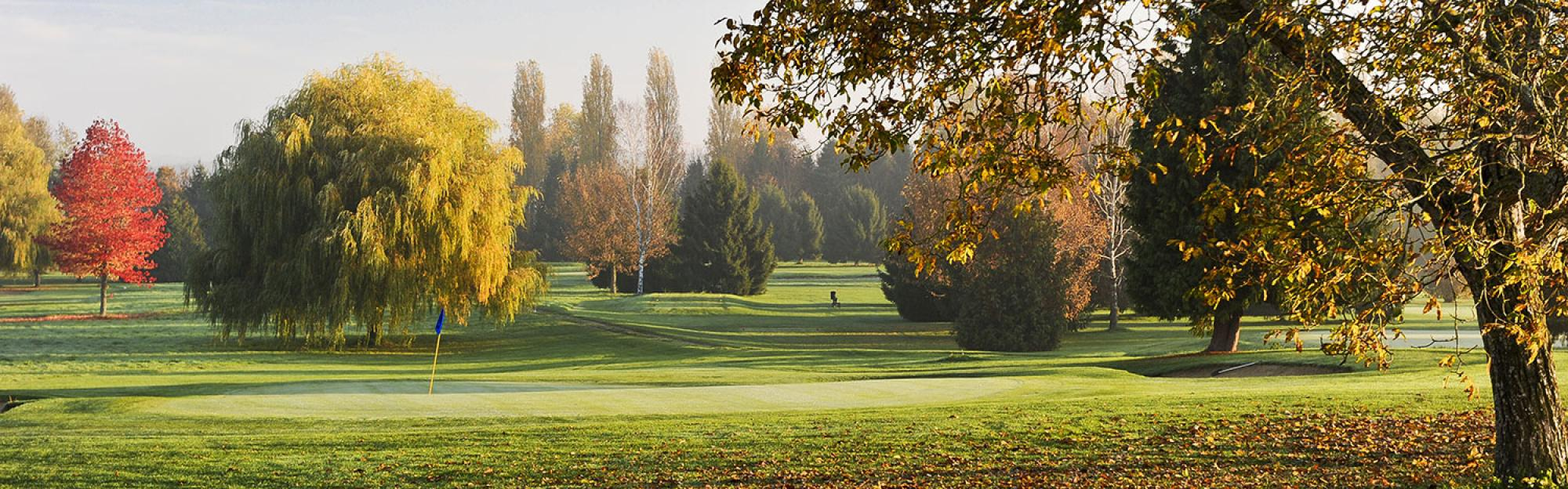 Crecy Golf Club includes among the leading golf course near Paris
