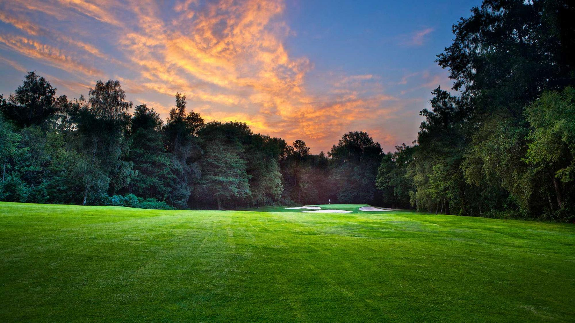 View Golf de Domont Montmorency's picturesque golf course in astounding Paris.