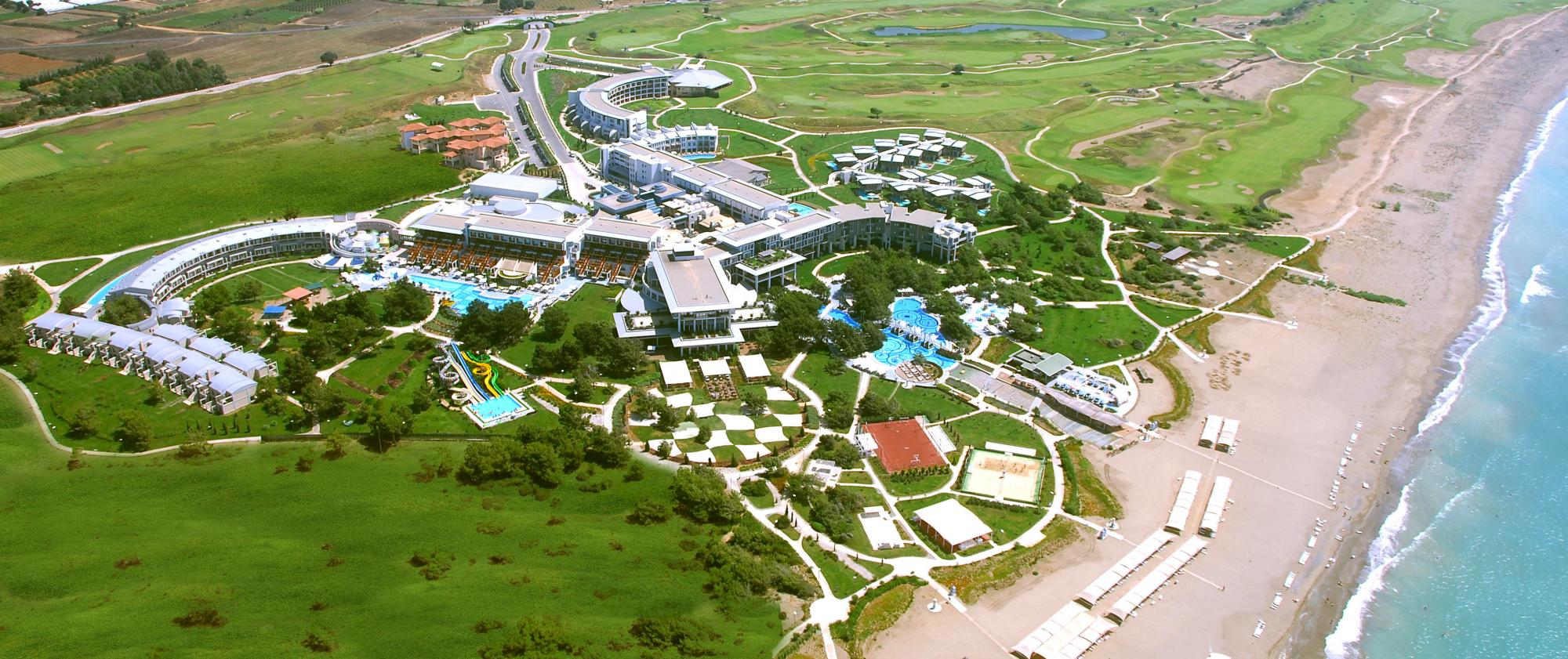 Lykia World and Links Golf Antalya