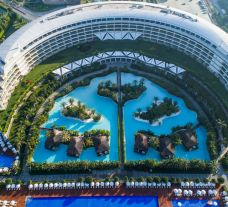 Maxx Royal Golf and Spa Hotel Ariel View