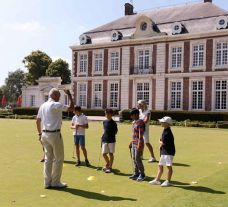 The Golf de Bondues, Lille's impressive golf course situated in astounding Northern France.