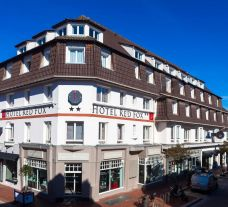 Hotel Red Fox  Le Touquet