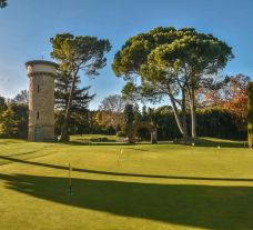 Golf Country Club Cannes Mougins includes some of the preferred golf course near South of France