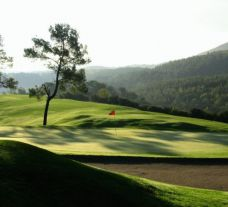 View Golf de Barbaroux's picturesque golf course within vibrant South of France.