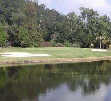 View Bangpra Golf Club's picturesque golf course in dramatic Pattaya.