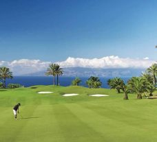 Abama Golf - Guia de Isora has got among the finest golf course in Tenerife