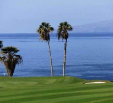 View Costa Adeje Golf Course's lovely golf course situated in brilliant Tenerife.