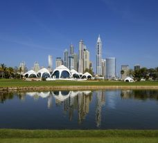 View Emirates Golf Club's picturesque golf course situated in sensational Dubai.