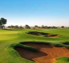 Jumeirah Golf Estates boasts some of the finest golf course in Dubai