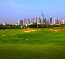 The Montgomerie Golf Club includes among the leading golf course in Dubai