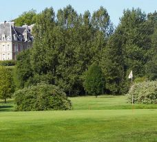 All The Saint-Saens's impressive golf course in spectacular Normandy.