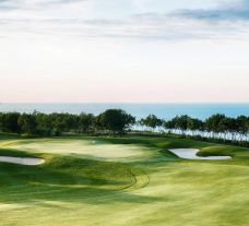 All The Lighthouse Golf Club's spectacular golf course within impressive Black Sea Coast.