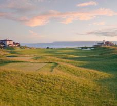 The BlackSeaRama Golf Club's picturesque golf course in sensational Black Sea Coast.