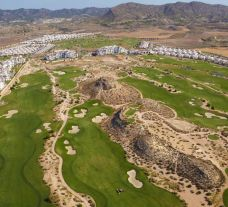 View El Valle Golf Course's picturesque golf course situated in pleasing Costa Blanca.