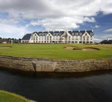 Carnoustie Golf Links provides among the finest golf course in Scotland