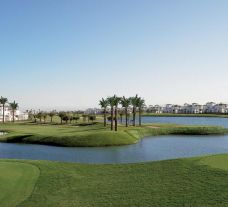 View La Torre Golf Course's picturesque golf course within striking Costa Blanca.