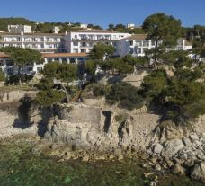 The Silken Park San Jorge Hotel's impressive hotel within brilliant Costa Brava.
