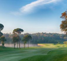 The PGA Catalunya Stadium Course's impressive 3rd hole
