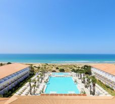 View Iberostar Andalucia Playa's lovely beach within magnificent Costa de la Luz.