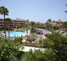 View La Siesta Hotel's beautiful main pool situated in amazing Tenerife.
