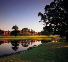 The Marriott Hanbury Manor's lovely hotel within impressive Hertfordshire.