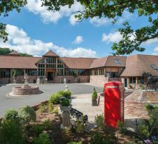 View Old Thorns Manor Hotel's picturesque hotel situated in fantastic Hampshire.