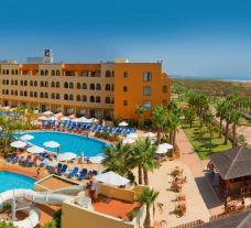 The Playa Marina Spa Hotel's beautiful hotel situated in faultless Costa de la Luz.