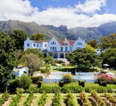 View The Cellars Hohenort Hotel's scenic hotel situated in gorgeous South Africa.