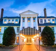 View The Holly Inn - Pinehurst Resort's lovely hotel in brilliant North Carolina.
