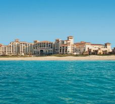 The St. Regis Saadiyat Island Resort's scenic hotel in sensational Abu Dhabi.