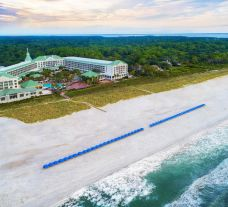 View The Westin Hilton Head Island Resort  Spa's impressive beach in sensational South Carolina.