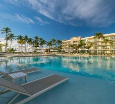 View The Westin Puntacana Resort  Club's lovely main pool in magnificent Dominican Republic.