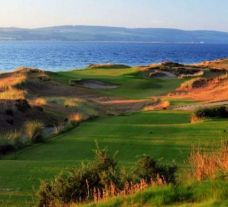 View Castle Stuart Golf Links's lovely golf course in amazing Scotland.