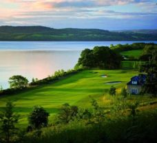 Carrick at Cameron House, Loch Lomond boasts several of the most popular golf course in Scotland