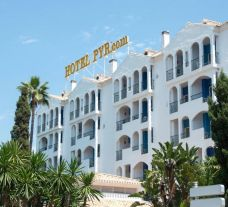 The Hotel PYR Marbella's beautiful hotel in brilliant Costa Del Sol.