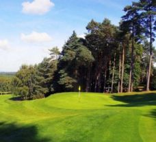 Old Thorns boasts among the leading golf course in Hampshire